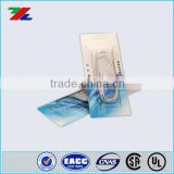 Electronic components paper tray packaging