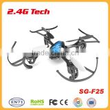 2.4G 6 axis RC quadcopter with Gyro