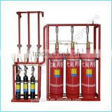 Guangzhou factory manufacture empty fire extinguisher cylinder can be filled with FM200/HFC227ea gas