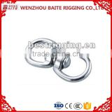 Zinc and Alloy Double eye Swivel Bolt Eye to Eye snap hook bag Parts & Accessories in Rigging Manufacturer