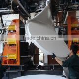 plastic blowing equipment for round table