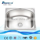 New premium sanitary ware import inox kitchen sink with metal bowl pad                                                                                                         Supplier's Choice
