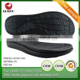 Soles Type and PU Material sandal outsole men