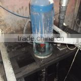 acid-resisting submerged pump for wet scrubber