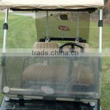 hot sale used acrylic TXT golf car windshield