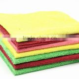 multi-purpose bamboo microfiber lens cleaning cloth for table