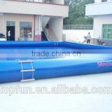 Commercial good price inflatable water pool,Summer swimming pool,Out door rubber swimming pool