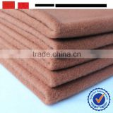 textile factory small MOQ brushed knitting fabric cheap fabric upholstery