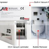 Newest 5 in 1 oca lamination machine, Built-in Air Compressor, Vacuum Pump and Bubble Remove Machine For Phone LCD Repair