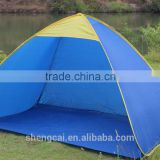 2015 new high quality automatic pop up beach shelter