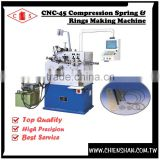 Brass pressure spring Coil Machine for Kitchen Appliance