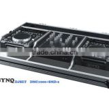 Combination Set Compact Portable DJ CD/MP3 USB Digital Media Controller CDJ Player DMC100 SET