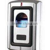 The Hottest Stainless Steel Biometric Fingerprint RFID Access Control with IR Remote 160 Fingerprint, 2000 cards reader