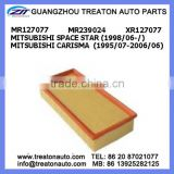 AIR FILTER MR127077 MR239024 XR127077 FOR MITSUBISHI SPACE STAR 98- CARISMA 95-06