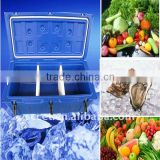 Roto Molded 121L Travel Ice Chest for Camping