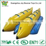 wholesales inflatable banana boat manufacturer , double row inflatable fish boats