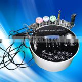 2014 best selling multifunction face beauty machine/RF skin care/wrinkle removal beauty equipment