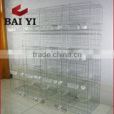 Baiyi Sale Metal Breeding Pigeon Farm Cage On Alibaba