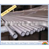 double wall stainless steel pipe from china supplier