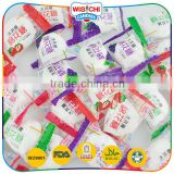 Latest products filled good taste jam mini cotton candy for bulk
