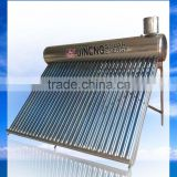 300L Stainless Steel Copper Coil Solar Water Heater With stainless Steel Assistant Tank                                                                         Quality Choice