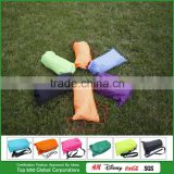 Hot Sale fast inflatable lightweight air bag inflatable bean bag chair