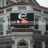 Waterproof video p6 P10 outdoor Full color advertising equipment LED Display screen for menu board                                                                         Quality Choice