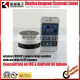 wireless WIFI IP camera+baby monitor webcam Web CCTV Camera Concentrate on iOS & Android for iphone                                                                         Quality Choice