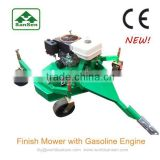 ATV Mower , tow behind gasoline engine finishing mower for sale , Finish Mower with Loncin engine