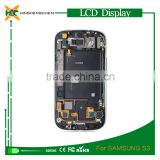 Lcd digitizer assembly for samsung galaxy s3 sgh-i747,for samsung galaxy s3 t999 lcd touch screen