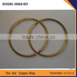 High Quality copper split ring o ring copper pure copper ring &79 79*72.2*3 mm