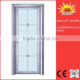 SC-AAD070 buy direct from China wholesale aluminium entry door,aluminum wood folding door