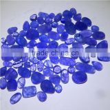 NATURAL TANZANITE CABOCHON BEAUTIFUL COLOR AMAZING QUALITY LOT