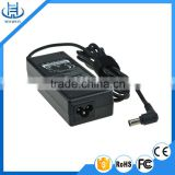 Wholesale EU/US/UK/AU plug 19.5v 4.7a laptop ac adapter 6.5*4.4mm tip 90w battery charger