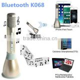 most popular products record condenser for android tv karaoke microphone bluetooth mic k068