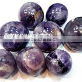 wholesale natural Amethyst spheres gemstone balls Feng Shui stone ball