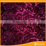 100% Polyester Super Soft Coral 2014 Velvet Polyester Fabric Waterproof Fabric Velour Fabric