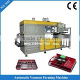 Electric Driven New Condition Mini Automatic Vacuum Forming Machine for Blister Forming Smack-Box, Food Carton