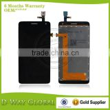 100% assure original qualit LCD for Lenovo S660 LCD with touch screen digitizer assembly