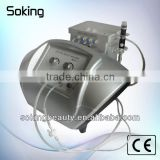 Professional power peel microdermabrasion machine,water dermabrasion,for skin smoothing blackheads removal etc soking
