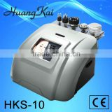 Skin Tightening Vacuum Cavitation Rf Machine Ultrasound Obesity Treatment Velashape Rf Slimming Machine