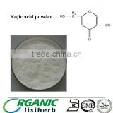 Hot selling Skin whitening Cosmetic raw material Kojic acid powder,Kojic Acid