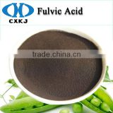 Water Soluble Black Shiny Powder Fulvic Acid, Soil Conditioner
