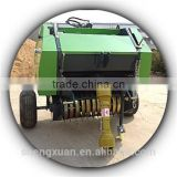 alfalfa hay bales machine driven by tractor PTO,with advance technology