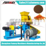 Fanway Manufacturer Floating Fish Feed Making Machine/Pet Food Pellets Extruder Machinery