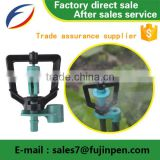 Drip irrigation system/360 pop up rotating sprinkler for water hot new products for 2015/gardening tools Made In China