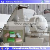 Commercial CE approved Shampoo Maker Machine 500-3000kg/h laundry/toilet soap making machinery
