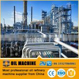 HDC084 ISO CE proved GB standard complex refinery types of oil refineries crude oil distilation units for sale