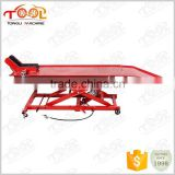 Factory Sale Various Widely Used 1000LBS tl1700-4A motorcycle lift table with high quality
