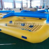 Soft Folding Inflatable Water Sofa